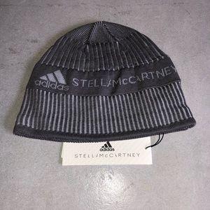 Adidas Stella McCartney Run Beanie grey new hat